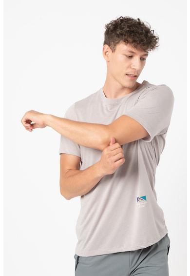 Nike Trail mintás hátú futópóló férfi