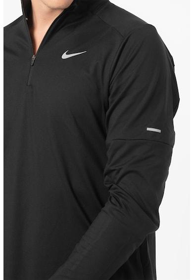 Nike Element Dri-Fit futófelső cipzáros hasítékkal férfi
