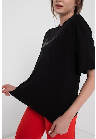 Nike Tricou cu imprimeu logo Femei