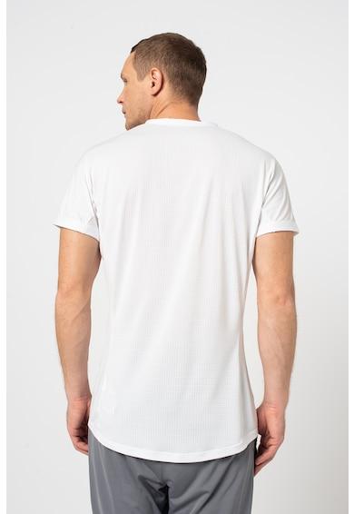 Nike Tricou cu imprimeu logo si tehnologie Dri-Fit, pentru tenis Rafa Barbati
