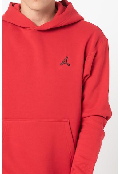 Nike Pamuttartalmú kosárlabda-pulóver kapucnival Jordan férfi