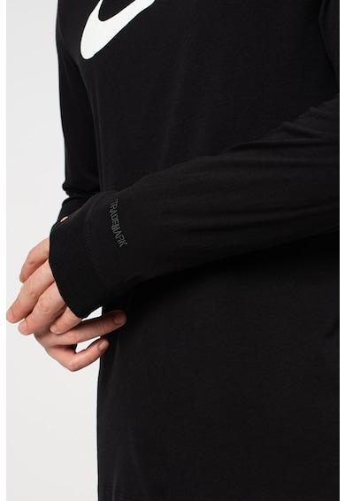 Nike Bluza regular fit cu imprimeu logo Barbati