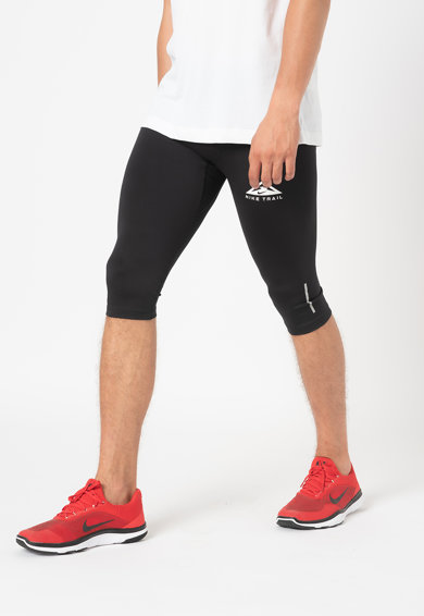 Nike Colanti capri pentru alergare Trail Barbati