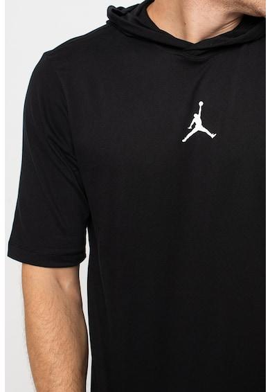 Nike Tricou cu gluga, pentru baschet Barbati