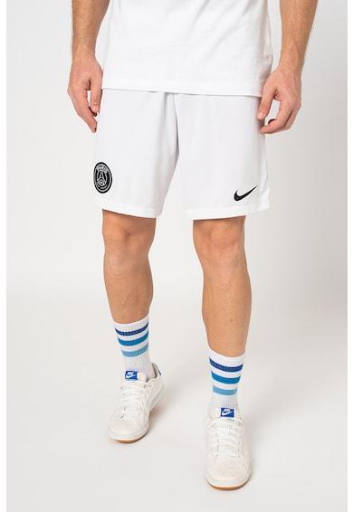 Nike Pantaloni scurti slim fit cu detaliu logo, pentru fotbal Barbati