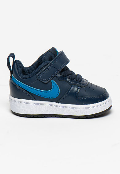 Nike Pantofi sport cu insertii de piele Court Borough Low 2 Baieti