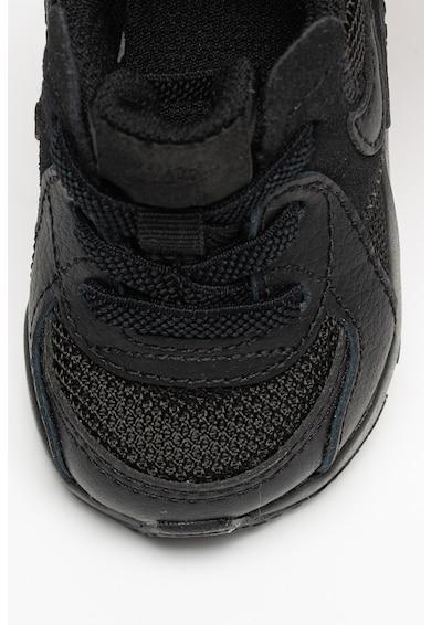 Nike Pantofi sport cu insertii de piele intoarsa Air Max Excee Fete