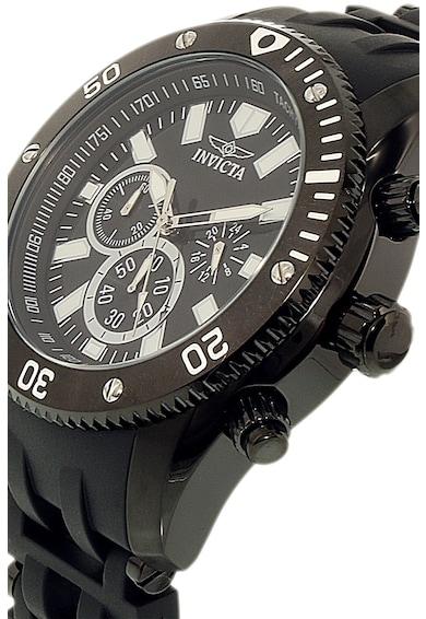Invicta Иноксов часовник с хронограф Мъже