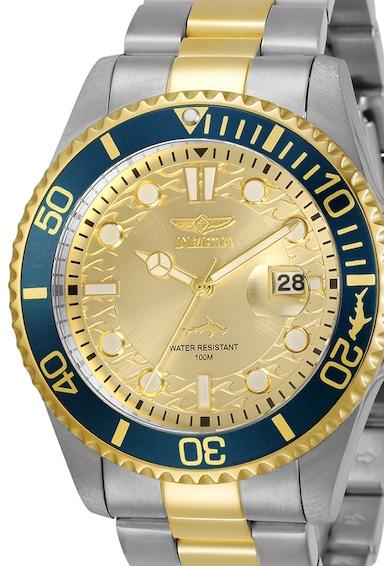 Invicta Овален иноксов часовник Мъже