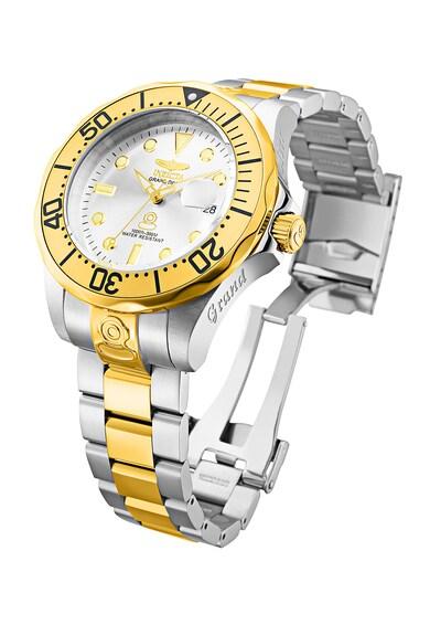Invicta Двуцветен автоматичен часовник Мъже