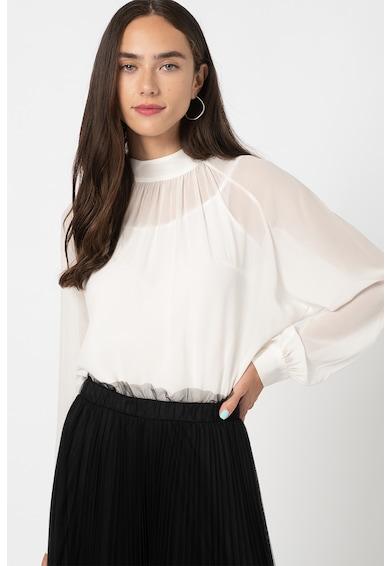 Max&Co Bluza cu maneci semi-transparente Calcetto Femei