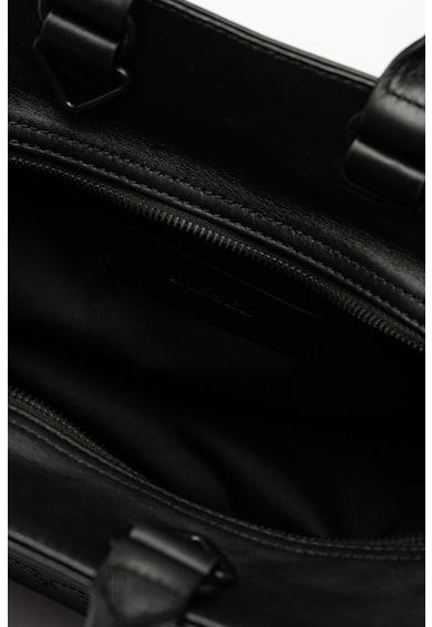Diesel Geanta de piele ecologica cu bareta de umar Pirite Femei