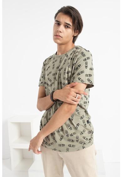 Haily's Tricou cu model cu cranii Marco Barbati