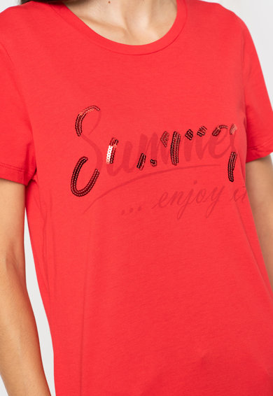 Z ONE by ZABAIONE Tricou de bumbac si modal Summer Femei