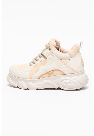 Buffalo Pantofi sport din piele ecologica cu model in doua tonuri CLD Corin Femei