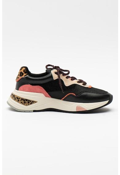 Liu Jo Pantofi sport cu garnituri de piele intoarsa Hoa Femei