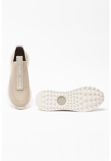 Michael Kors Pantofi slip-on cu banda logo Bodie Femei