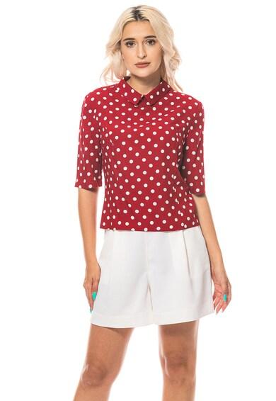 Minimalis Блуза с десен на точки Жени