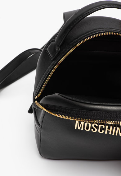 Love Moschino Rucsac cu logo metalic Femei