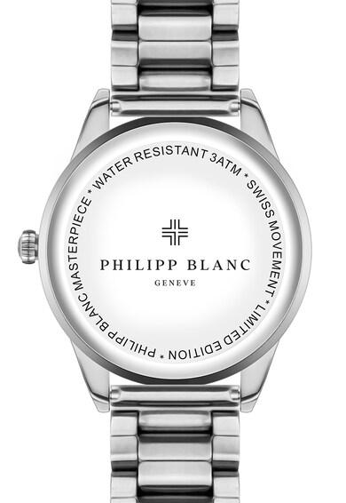 Philipp Blanc Ceas din otel inoxidabil Femei