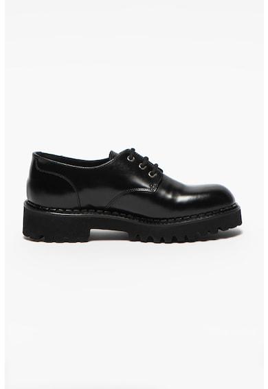 Karl Lagerfeld Pantofi din piele Troupe Femei