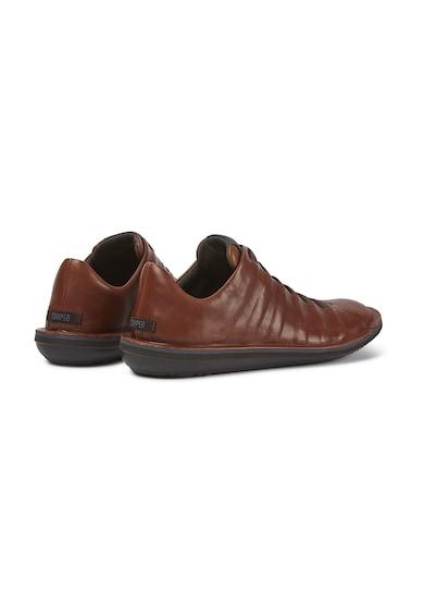 Camper Pantofi casual din piele cu sireturi elastice Barbati