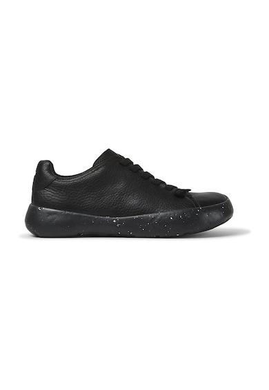 Camper Pantofi sport din piele cu model uni Barbati