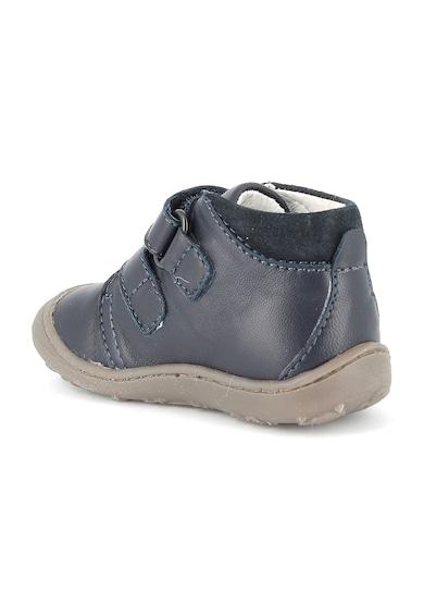 Primigi Pantofi sport cu velcro si insertii de piele intoarsa Baieti