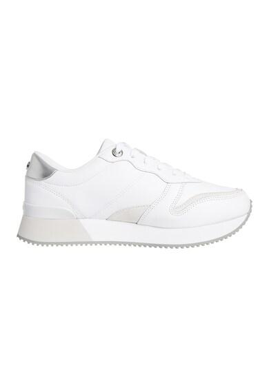 Tommy Hilfiger Pantofi sport wedge de piele Femei