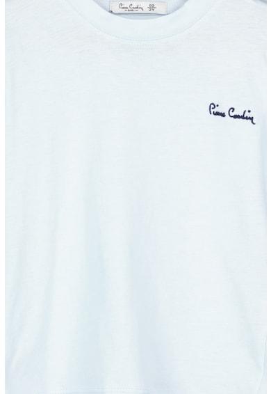 Pierre Cardin Baby Set de tricou si pantaloni scurti cu detalii cu model paisley Baieti