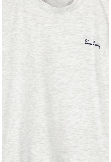 Pierre Cardin Baby Set de tricou si pantaloni scurti cu model in dungi Baieti