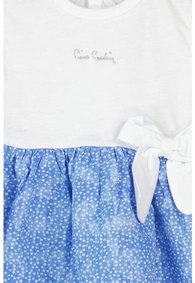 Pierre Cardin Baby Rochie evazata cu detaliu cu funda Fete