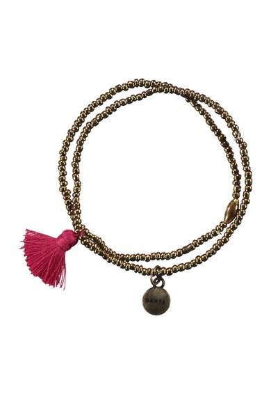 Barts Bratara cu canafi si talisman, realizata manual Aloha Femei