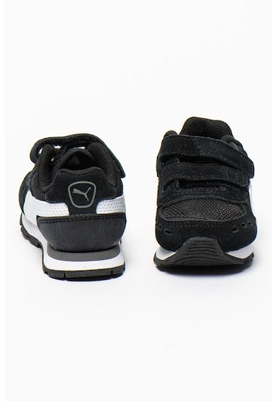 Puma Vista V sneaker nyersbőr részletekkel Fiú