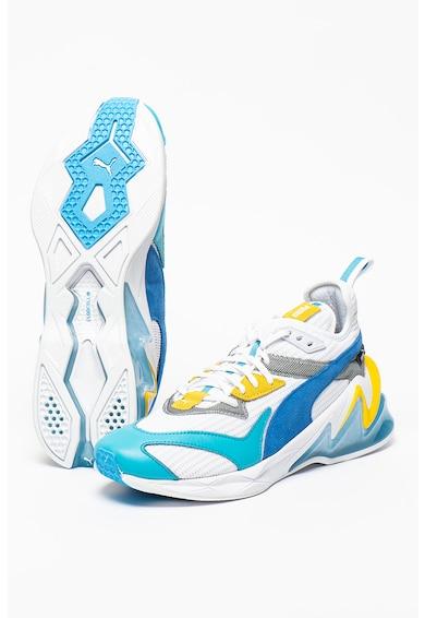Puma Pantofi cu model colorblock, pentru antrenament LQDCELL Origin Barbati