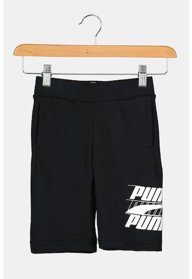 Puma Logómintás rövidnadrág Fiú