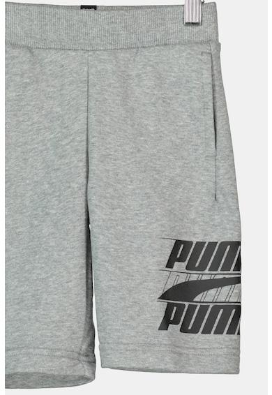 Puma Pantaloni scurti cu imprimeu logo Baieti