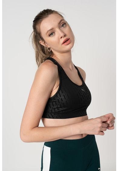 Puma Bustiera cu insertie de plasa, pentru fitness 4Keeps Femei