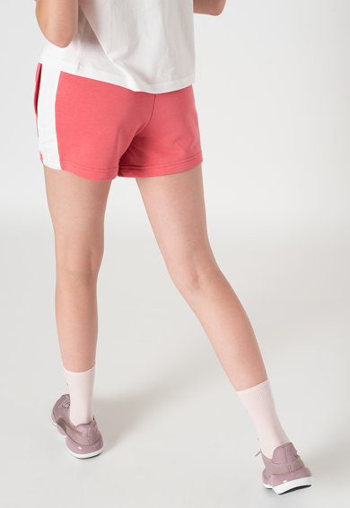 Puma Pantaloni scurti regular fit cu talie elastica Contrast Femei