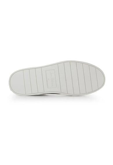 Sam Edelman Кожени спортни обувки Ethyl с метален ефект Жени