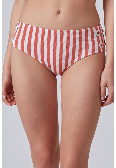 Skiny Slip cu model in dungi Femei