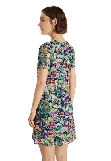 DESIGUAL Rochie mini cu imprimeu Femei
