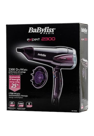 BaByliss Сешоар  Expert Protect , 2300 W, 6 настройки на температурата, Дифузер, Черен Жени