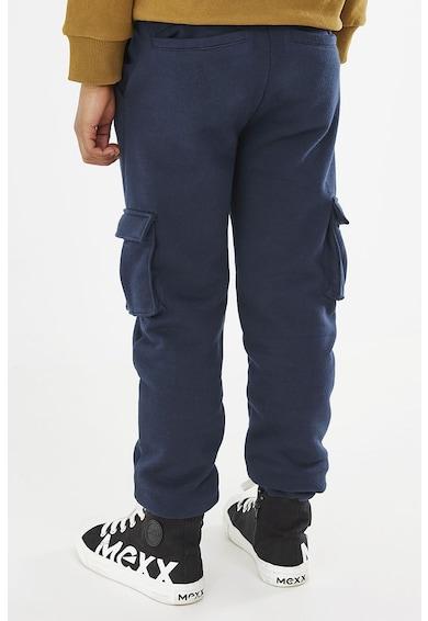 Mexx Pantaloni sport cargo cu buzunare oblice Baieti