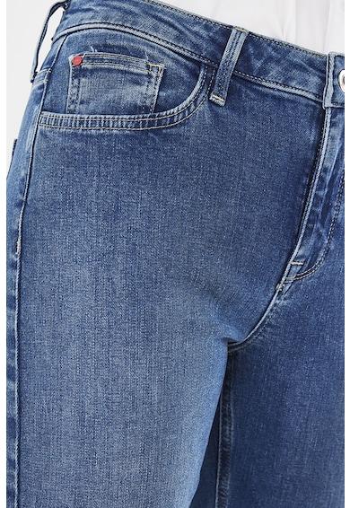 Mexx Blugi regular fit cu garnituri contrastante Femei