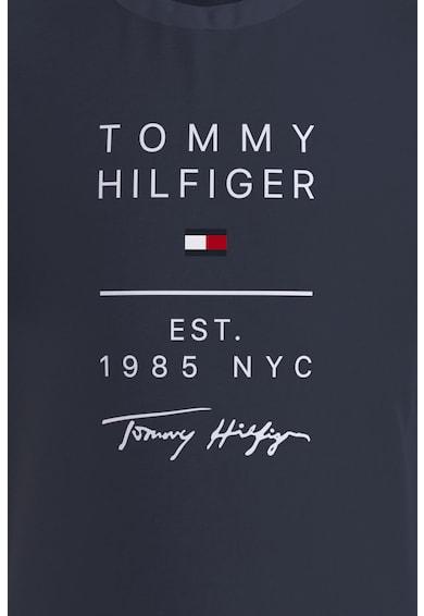 Tommy Hilfiger Tricou de bumbac organic cu imprimeu logo Baieti
