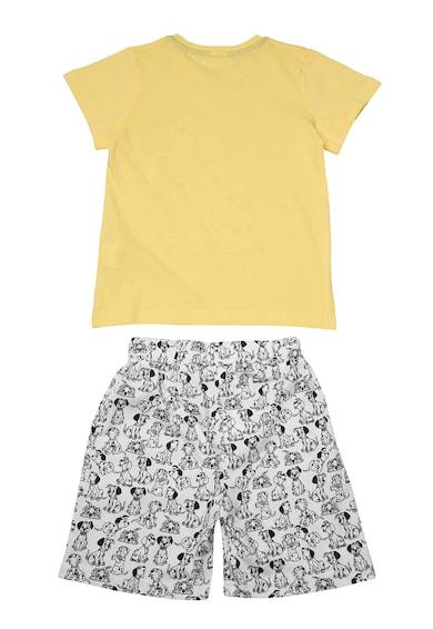 Trendyol Set de tricou cu imprimeu si pantaloni scurti Fete