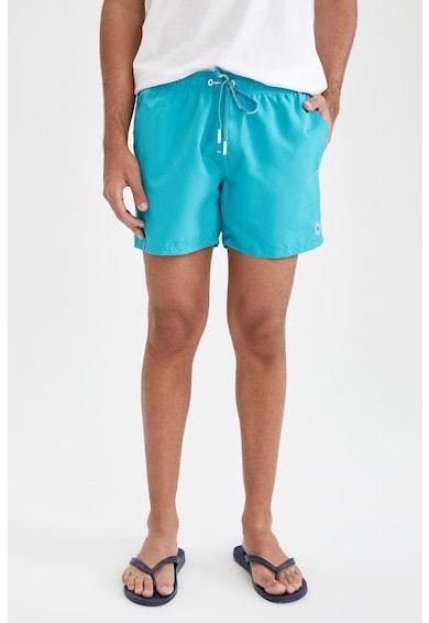 DeFacto Pantaloni scurti de baie cu snur de ajustare Barbati