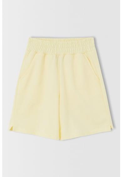DeFacto Set de pantaloni scurti fete, 2 perechi Fete