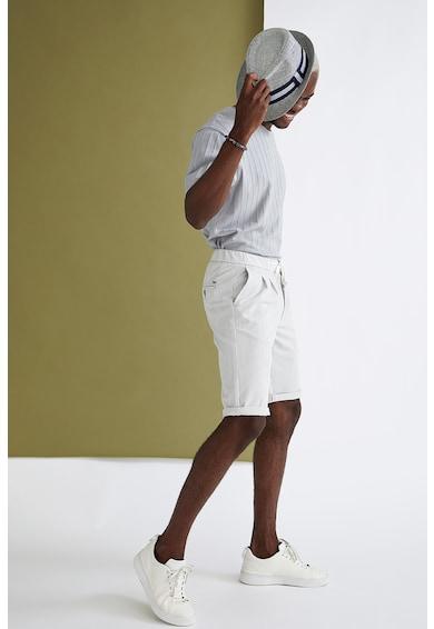 DeFacto Bermude chino cu model in dungi Barbati